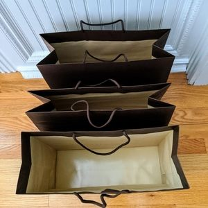 Louis Vuitton Bags - Louis Vuitton Large Shopping Bags. Three
